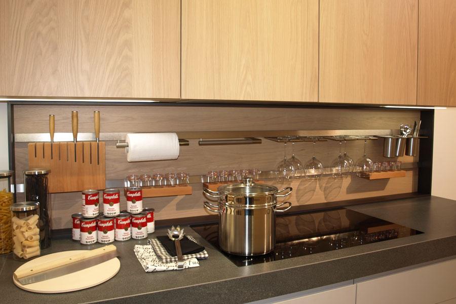 Lineros y accesorios de cocina