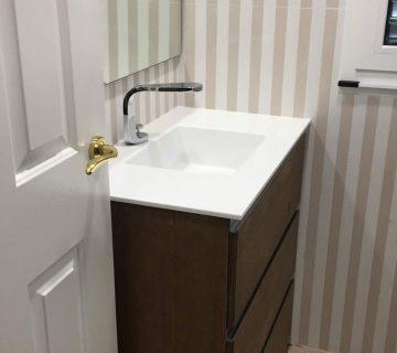 Grandes ideas para baños pequeños